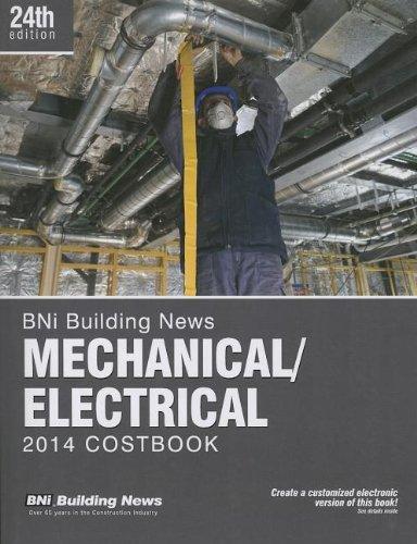 9781557017925: Bni Mechanical/Electrical Costbook 2014