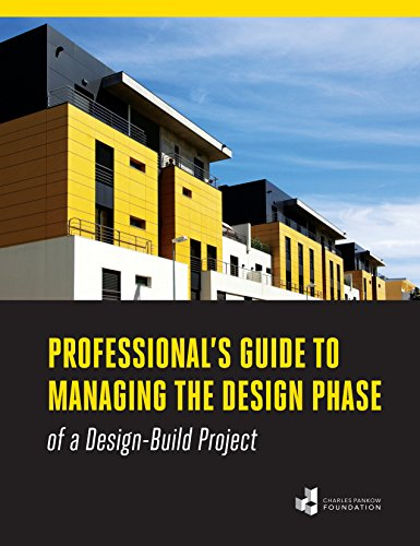 9781557018410: Professional's Guide to Managing the Design Phase of a Design-Build Project