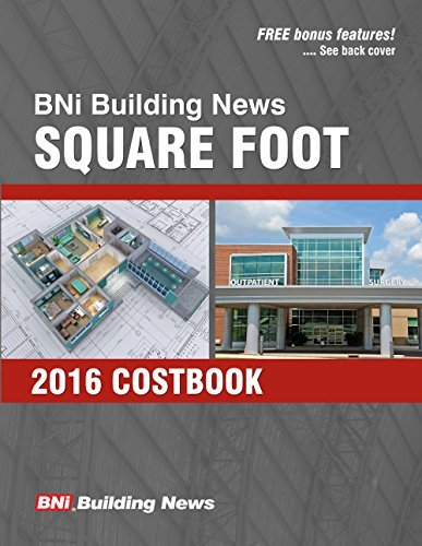 9781557018861: 2016 BNi Square Foot Costbook