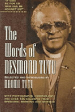 9781557040381: The Words of Desmond Tutu (Newmarket Words Of... Series)