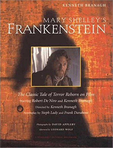 9781557042088: Mary Shelley's Frankenstein: A Classic Tale of Terror Reborn on Film (Newmarket Pictorial Moviebook)