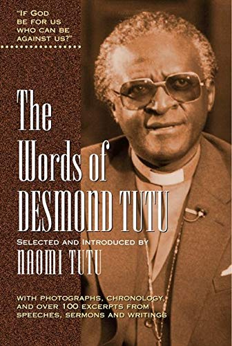 9781557042828: The Words of Desmond Tutu (Newmarket Words Of Series)