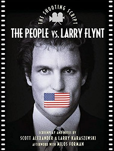 9781557043054: The People vs. Larry Flynt: The Shooting Script