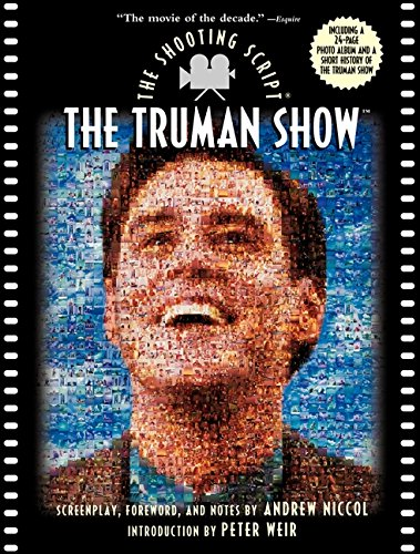 9781557043672: The Truman Show: The Shooting Script