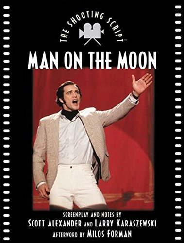 9781557044006: Man on the Moon: The Shooting Script