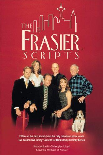 The Frasier Scripts (Newmarket Shooting Script): Angell, David; Casey, Peter; Lee, David