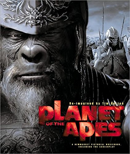 9781557044860: Planet of the Apes: Re-Imagined by Tim Burton (A Newmarket Pictorial Moviebook)