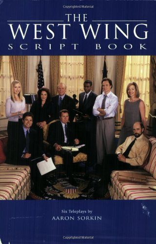 9781557044990: The West Wing Script Book (Newmarket Shooting Script)