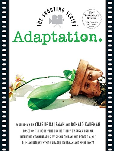 9781557045119: Adaptation (Newmarket Shooting Script)