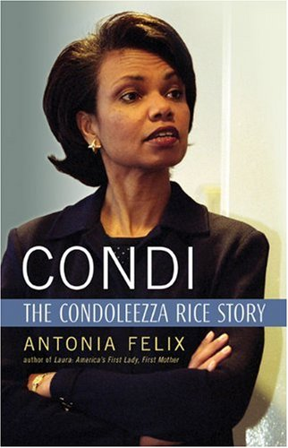 9781557045393: Condi: The Condoleezza Rice Story