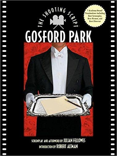 9781557045478: Gosford Park: The Shooting Script