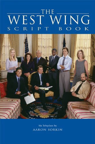 9781557045492: The West Wing Script Book (Newmarket Shooting Script)