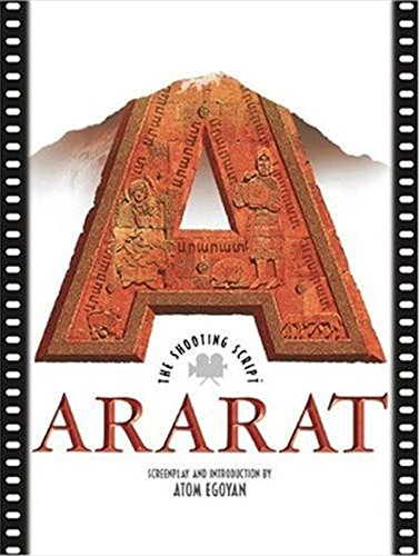 9781557045522: Ararat: The Shooting Script (Newmarket Shooting Script)