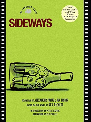 9781557046550: Sideways: The Shooting Script