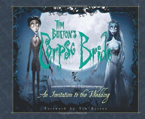 Tim Burton's Corpse Bride: An Invitation to: Salisbury, Mark