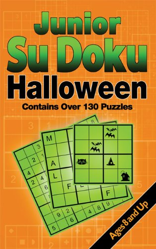 9781557047304: Junior Su Doku Halloween