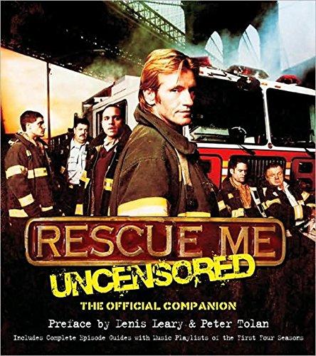 9781557047922: Rescue Me: Uncensored: The Official Companion