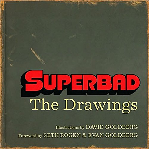 9781557048080: Superbad: The Drawings