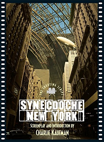 Synecdoche, New York ++++ NEWMARKET SHOOTING SCRIPT SIGNED BY CHARLIE KAUFMAN ++++: Charlie Kaufman