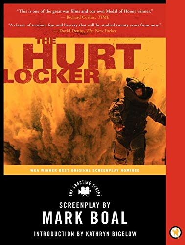 9781557049094: The Hurt Locker: The Shooting Script