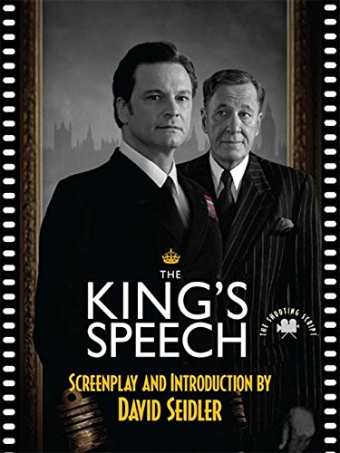 Shooting Script: The Kings Speech