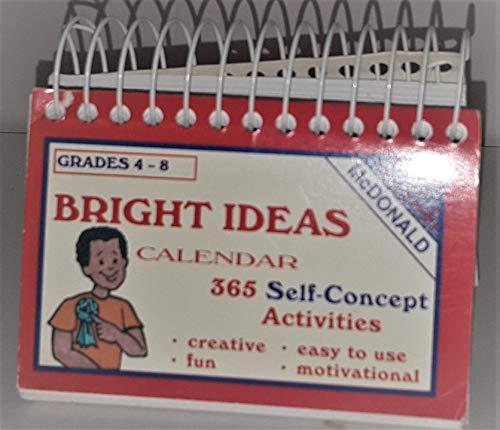 9781557083692: Bright Ideas Calendars (Self-concept, Gr. 4-8)