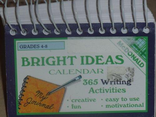 9781557083869: Bright Ideas Calendar: 365 Writing Activities