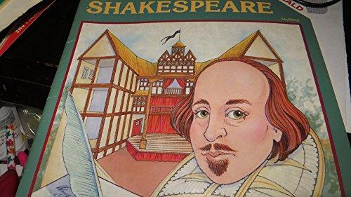 9781557086693: Shakespeare Reproducible Workbook Grades 6-9+ (McR258)