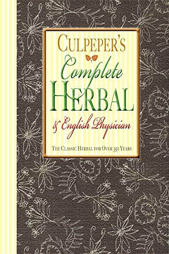 9781557090805: Complete Herbal & English Physician