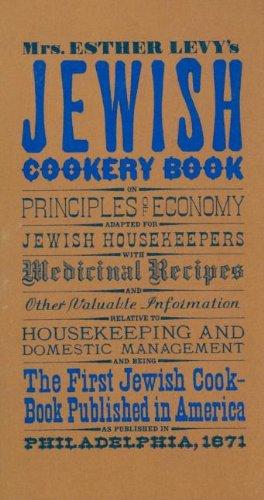 9781557091093: Jewish Cookery Book