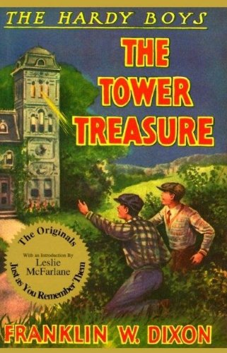 9781557091444: The Tower Treasure (The Hardy Boy's Mystery Stories)