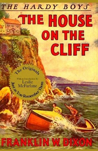 9781557091451: The House on the Cliff (Hardy Boys, Book 2)