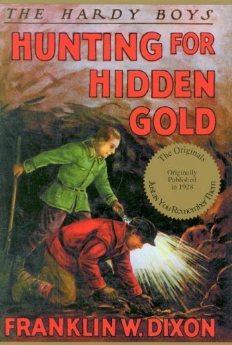 9781557091482: Hunting for Hidden Gold (Hardy Boys, Book 5)
