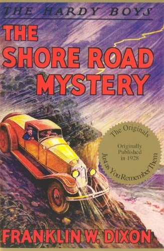 9781557091499: The Shore Road Mystery (Hardy Boys, Book 6)
