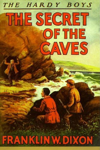 9781557091505: The Secret of the Caves (Hardy Boys, Book 7)