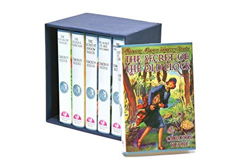 9781557091543: Nancy Drew 75th Anniversary Boxed Set (Nancy Drew Mystery Stories)