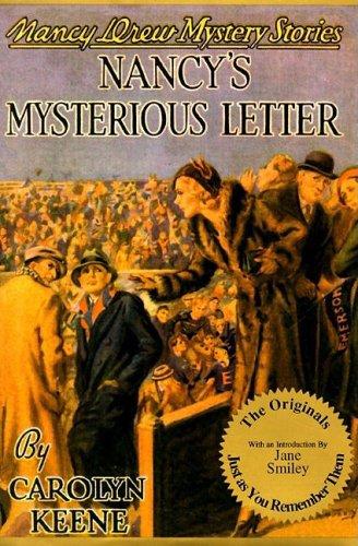 9781557091628: Nancy's Mysterious Letter #8 (Nancy Drew)