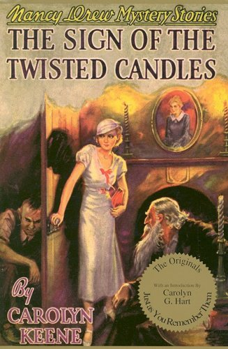 The Sign of the Twisted Candles (Nancy: Carolyn Keene; Introduction-Carolyn