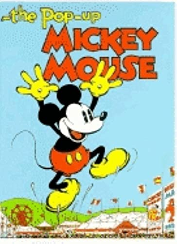Pop-Up Mickey Mouse: Walt Disney Productions,