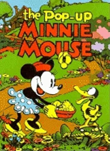 Pop-Up Minnie Mouse: Walt Disney Productions
