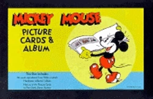 Mickey Mouse Picture Cards & Album