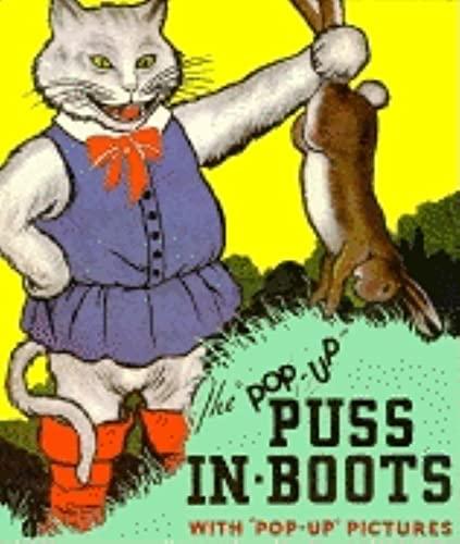 Pop-up Puss-in-boots: Harold B Lentz