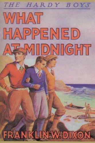 9781557092687: What Happened at Midnight? (Hardy Boys, Book 10)