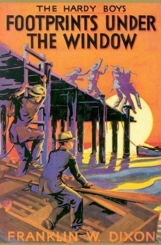 9781557092700: Footprints Under the Window (Hardy Boys, Book 12)