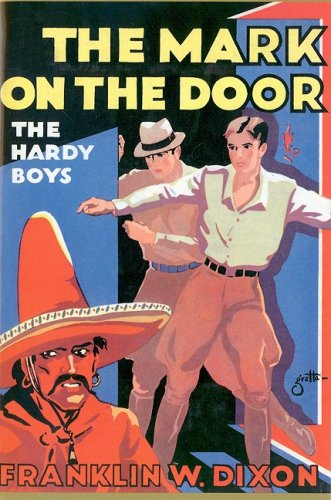 9781557092717: The Mark on the Door (Hardy Boys, Book 13)