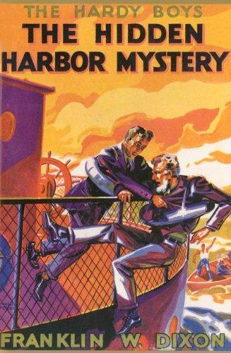 The Hidden Harbor Mystery (Hardy Boys, Book 14): Franklin W. Dixon
