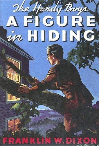9781557092748: A Figure in Hiding (Hardy Boys, Book 16)