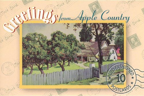 9781557093172: Greetings from Apple Country: 10 Old-Fashioned Postcards (Old-Fashioned Postcard Books)