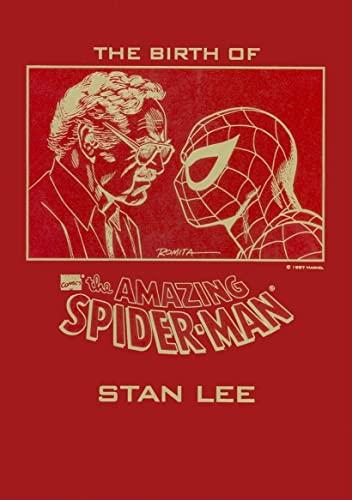 The Birth of the Amazing Spider-Man (Hardback): Marvel Entertainment