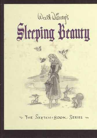 Walt Disney's Sleeping Beauty (Walt Disney's Sketchbook Series) (1557093431) by Walt Disney Company